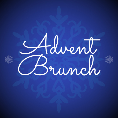 Women's Ministry Advent Brunch December 8 at 10.30 am