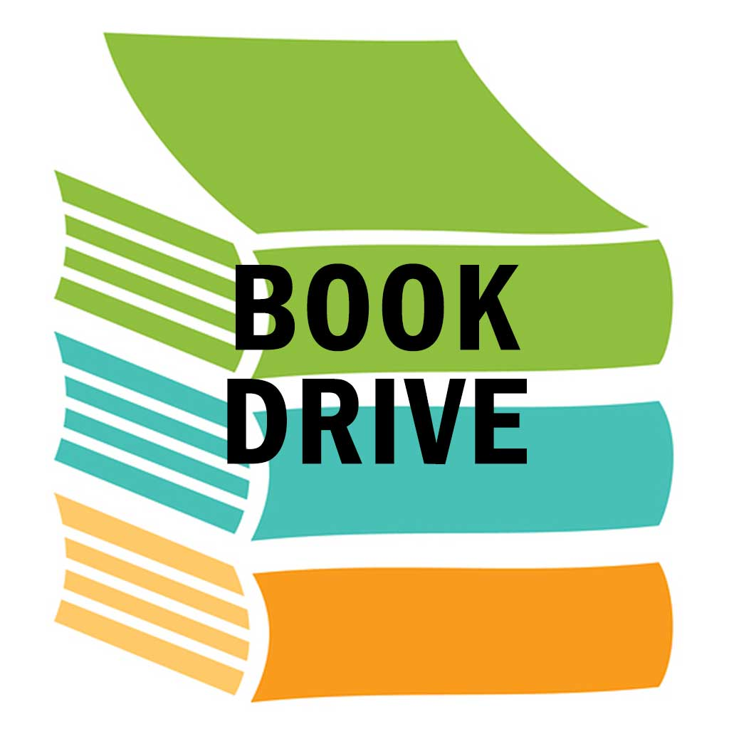 Flood Relief Book Drive