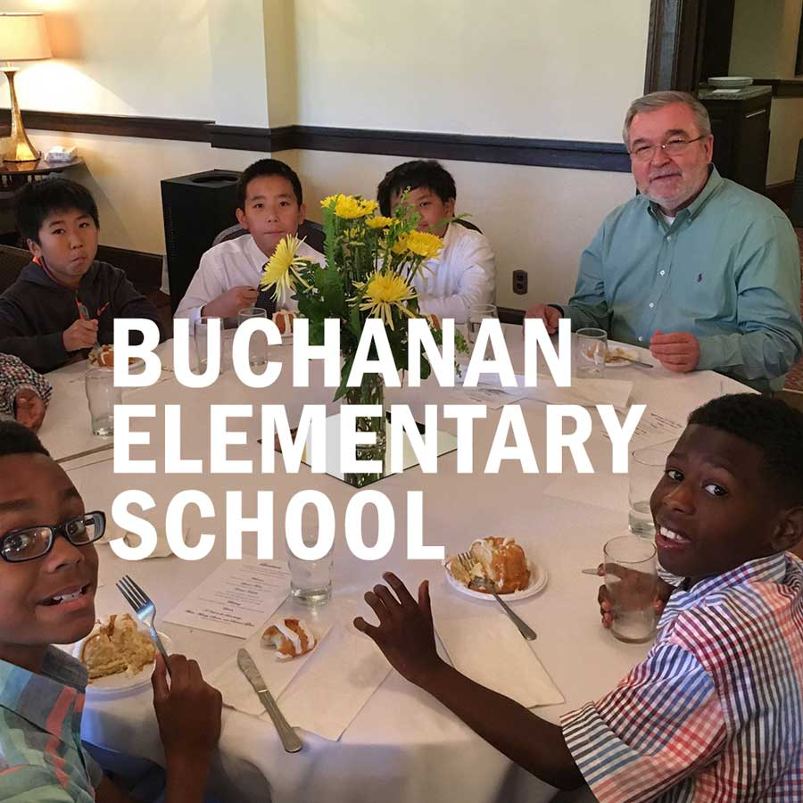 Buchanan Elementary Month