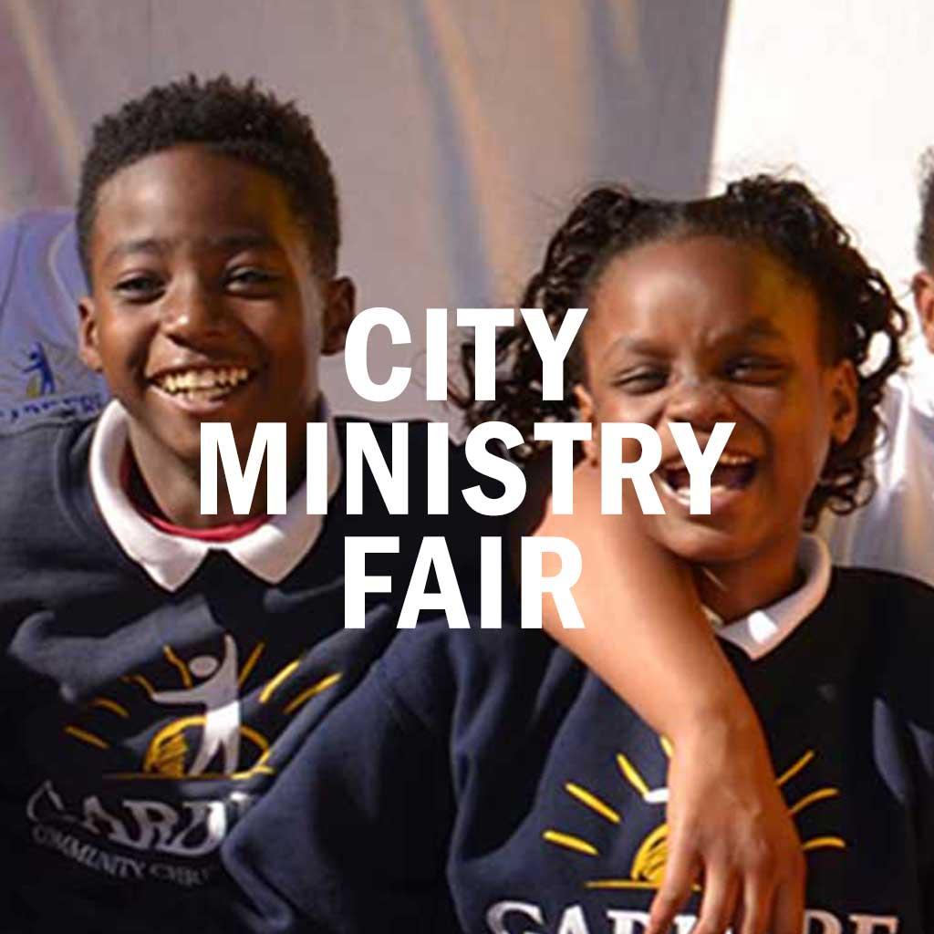 City Ministry Presents the 2018 Missions Fair