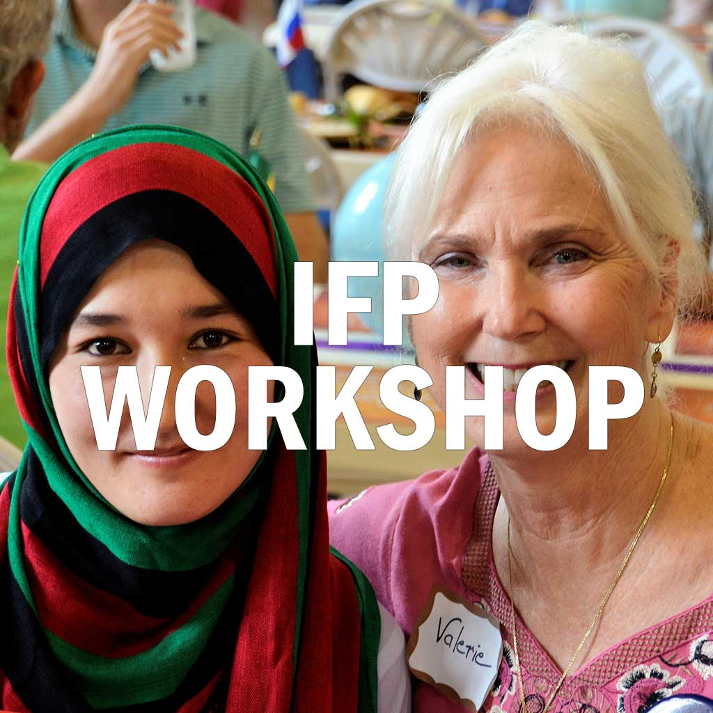 IFP Workshop, April 29