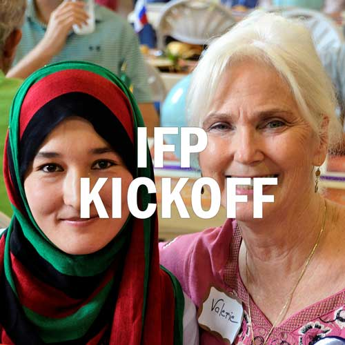 Save the Date: IFP Semester Kickoff