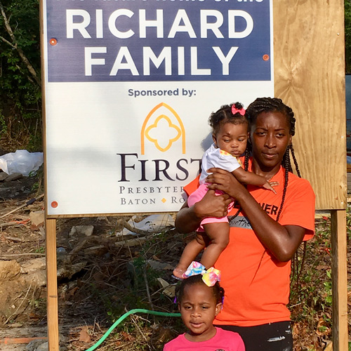 Meet Our Habitat Homeowner: Courtney Richard