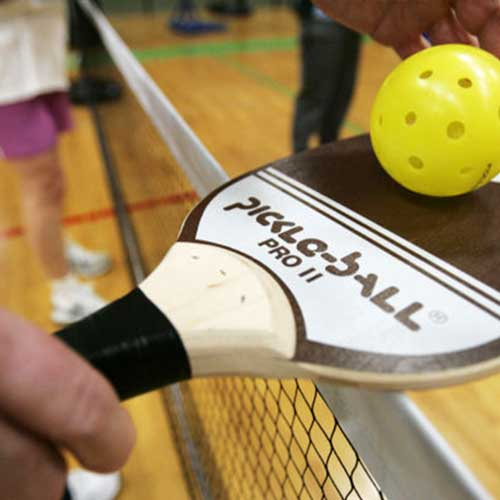 Pickleball? What?