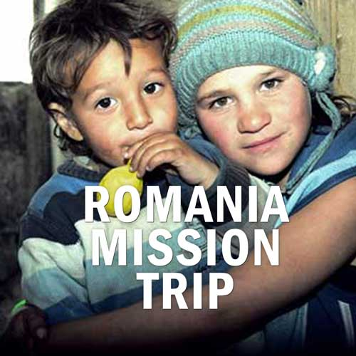 Mission Trip to Romania
